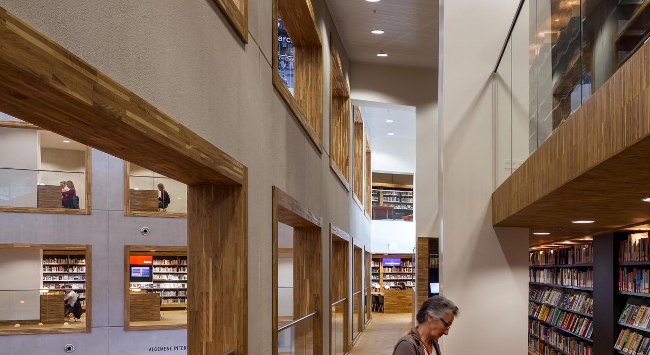 Eemhuis Harryvan Bibliotheek
