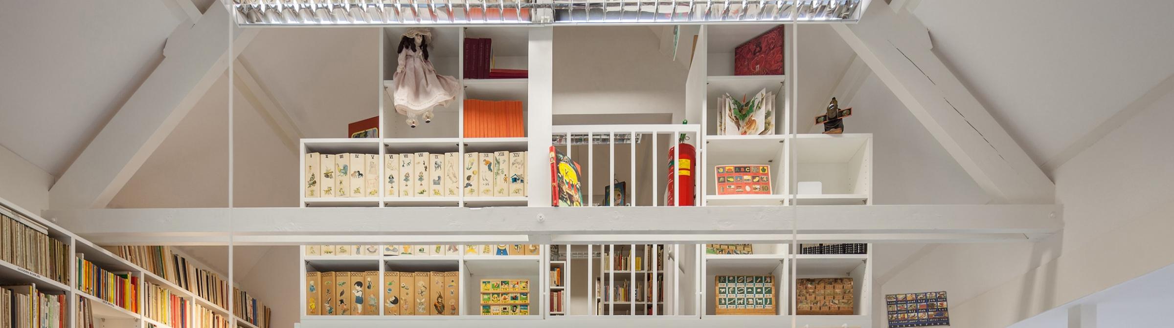 Kinderboekenhuis Harryvan Header