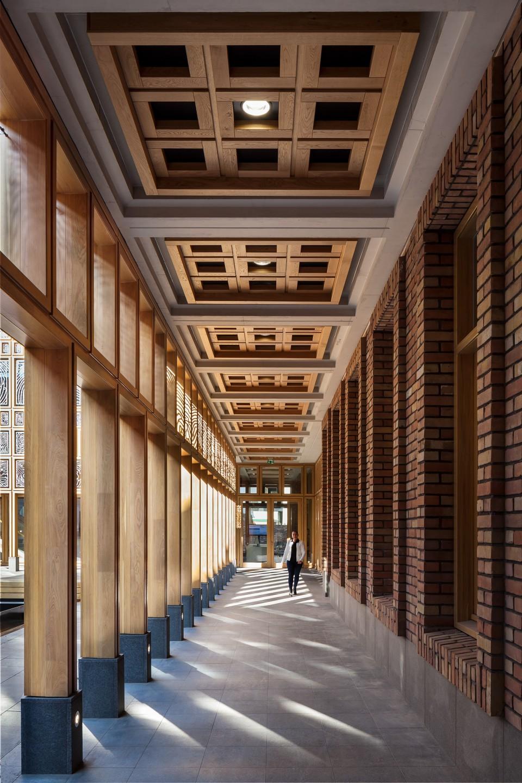 Stadhuis Deventer Harryvan Plafondcassettes 2
