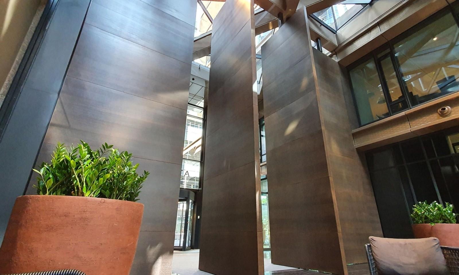 taatsdeuren Atrium Amsterdam