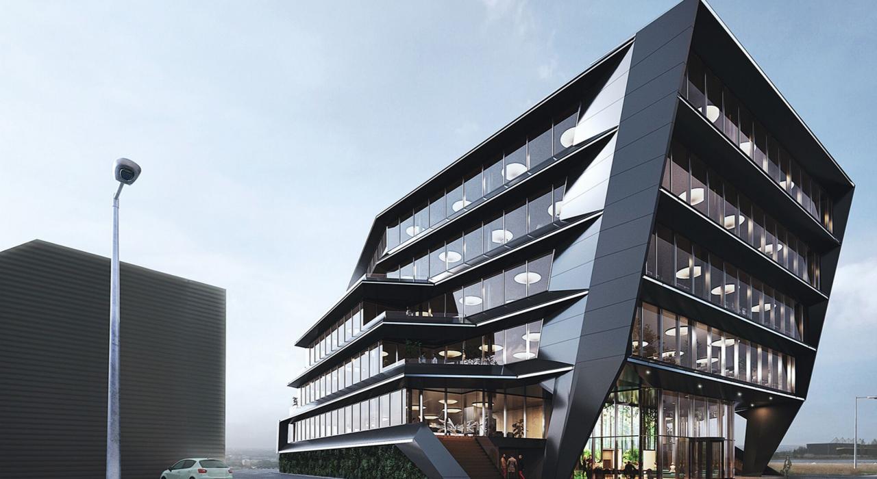 Harryvan Interieurbouw realiseert interieur MVSA kantoorverdieping in de Flow Houthavens in Amsterdam