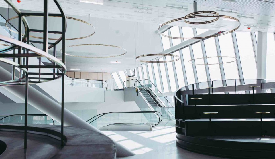 Forum Groningen - interieurwerk Harryvan Interieurbouw (c) Stella Dekker (1)