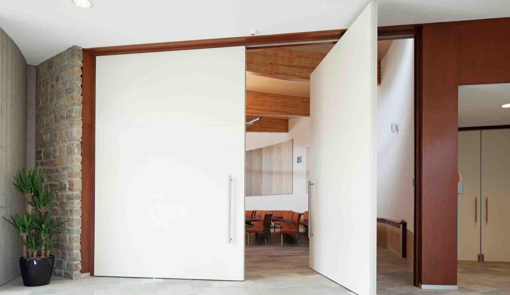 Voorbeeld grote binnendeur Harryvan