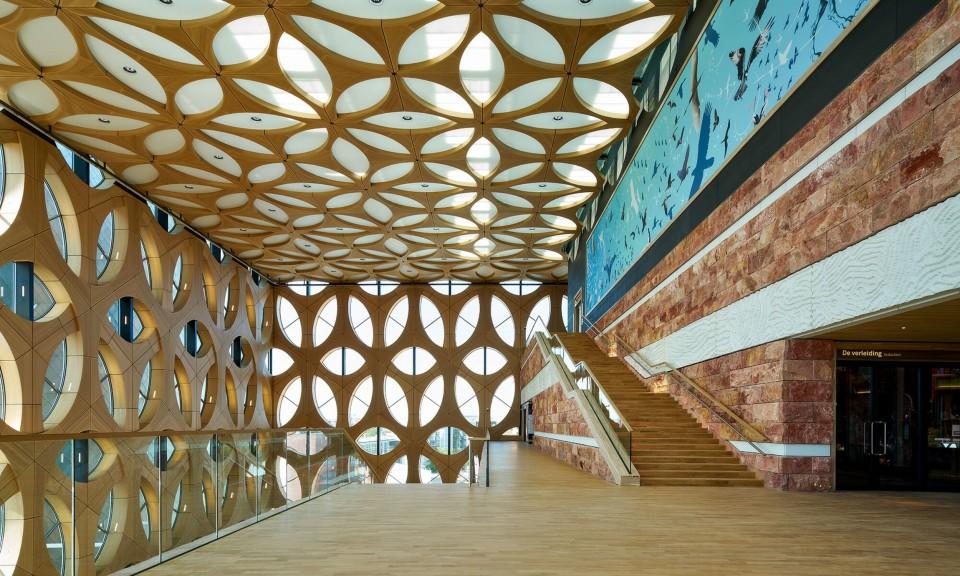 Kunst-, cultuur- en sportprojecten Harryvan Interieurbouw