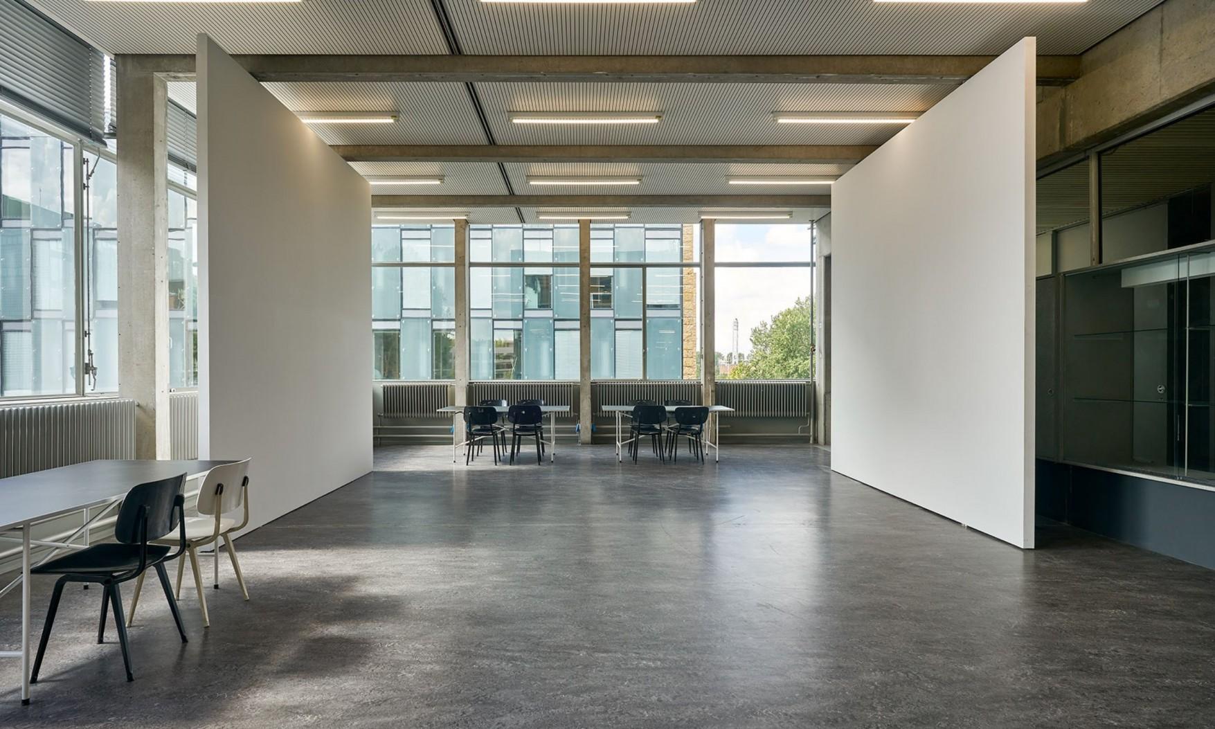 taatsdeuren Gerrit Rietveld Academie ©Hans Morren