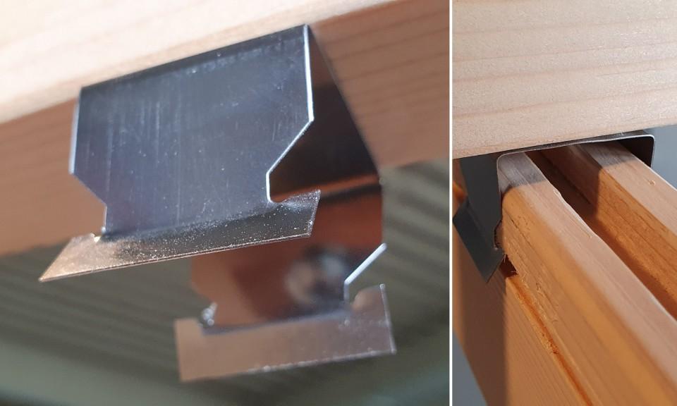 Harryvan Interieurbouw | Toffe oplossingen - plafond clip
