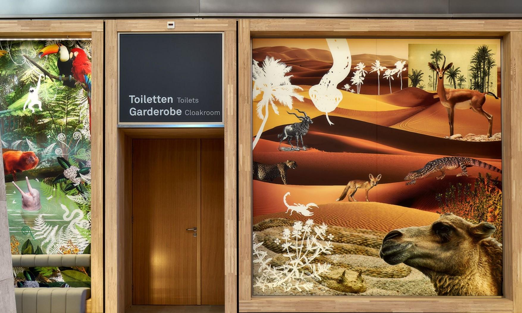 Harryvan Interierbouw | akoestische plafond en wandbekleding (Naturalis Leiden)