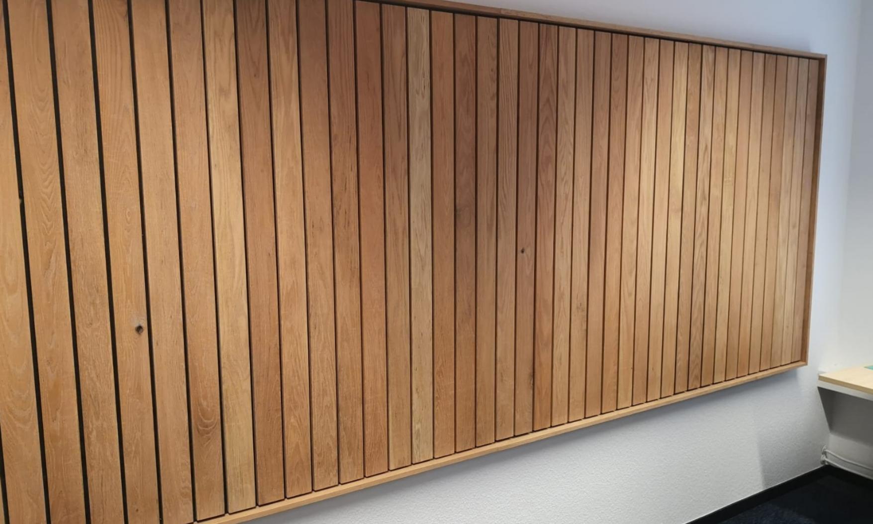 Harryvan Interierbouw | akoestische plafond en wandbekleding