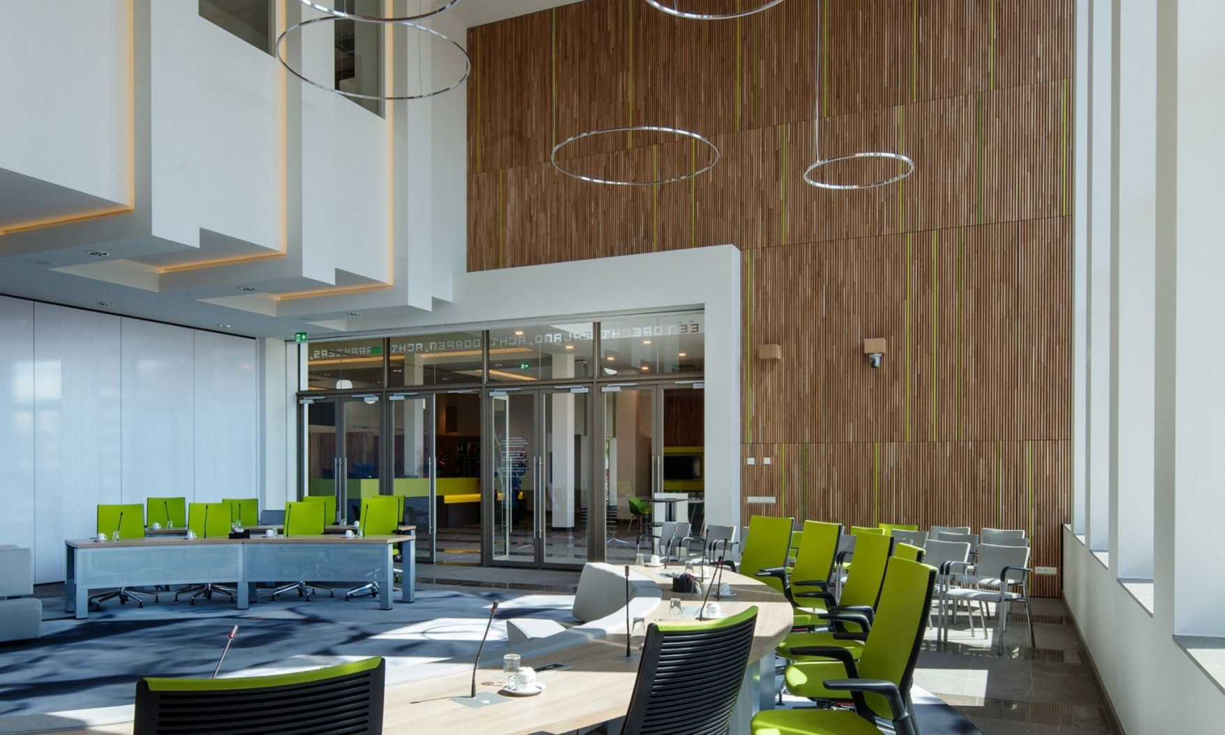 Harryvan Interieurbouw | latten plafond en wandbekleding (gemeente Drechterland)