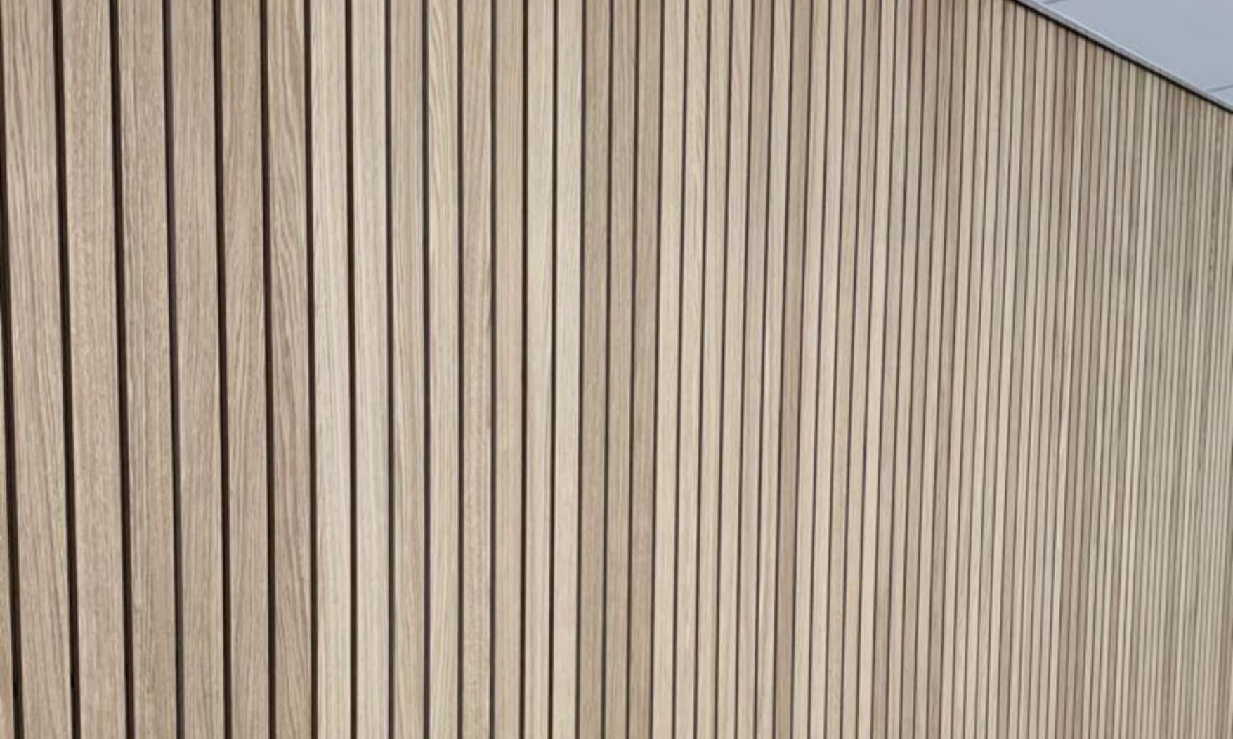 Harryvan Interieurbouw | latten plafond en wandbekleding (Aletta Jacobshal Groningen)