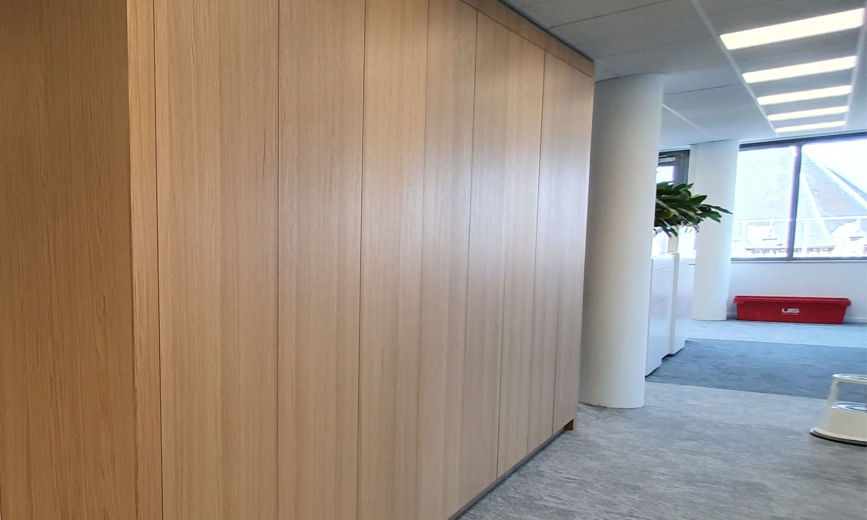 Harryvan Interieurbouw | panelen plafond en wandbekleding (OM Haarlem)