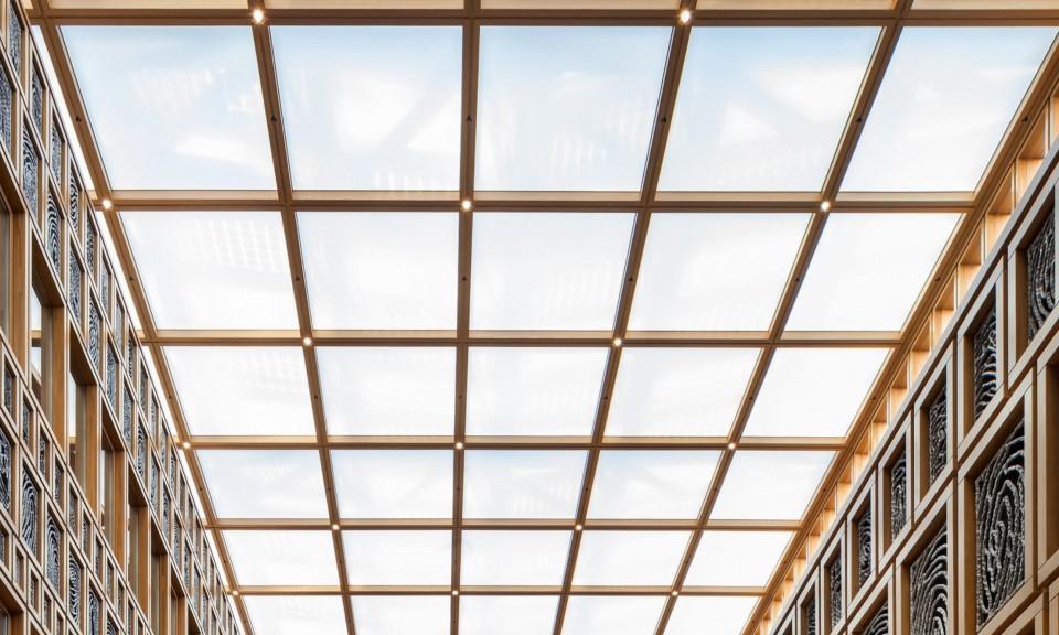 Harryvan Interieurbouw | specials plafond en wandbekleding (Stadhuiskwartier Deventer)