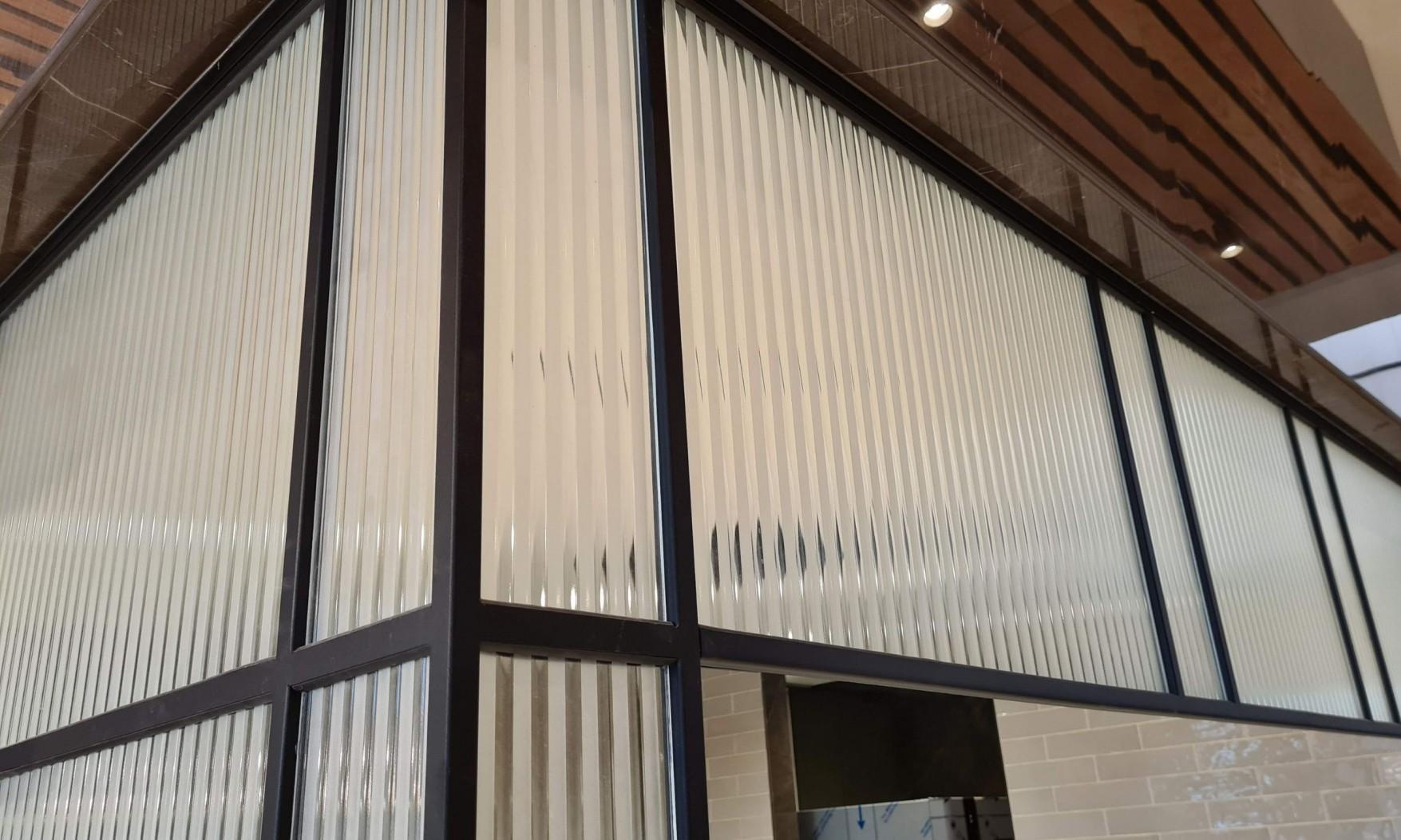 Harryvan Interieurbouw | specials plafond en wandbekleding (Westcord The Market Hotel Groningen)