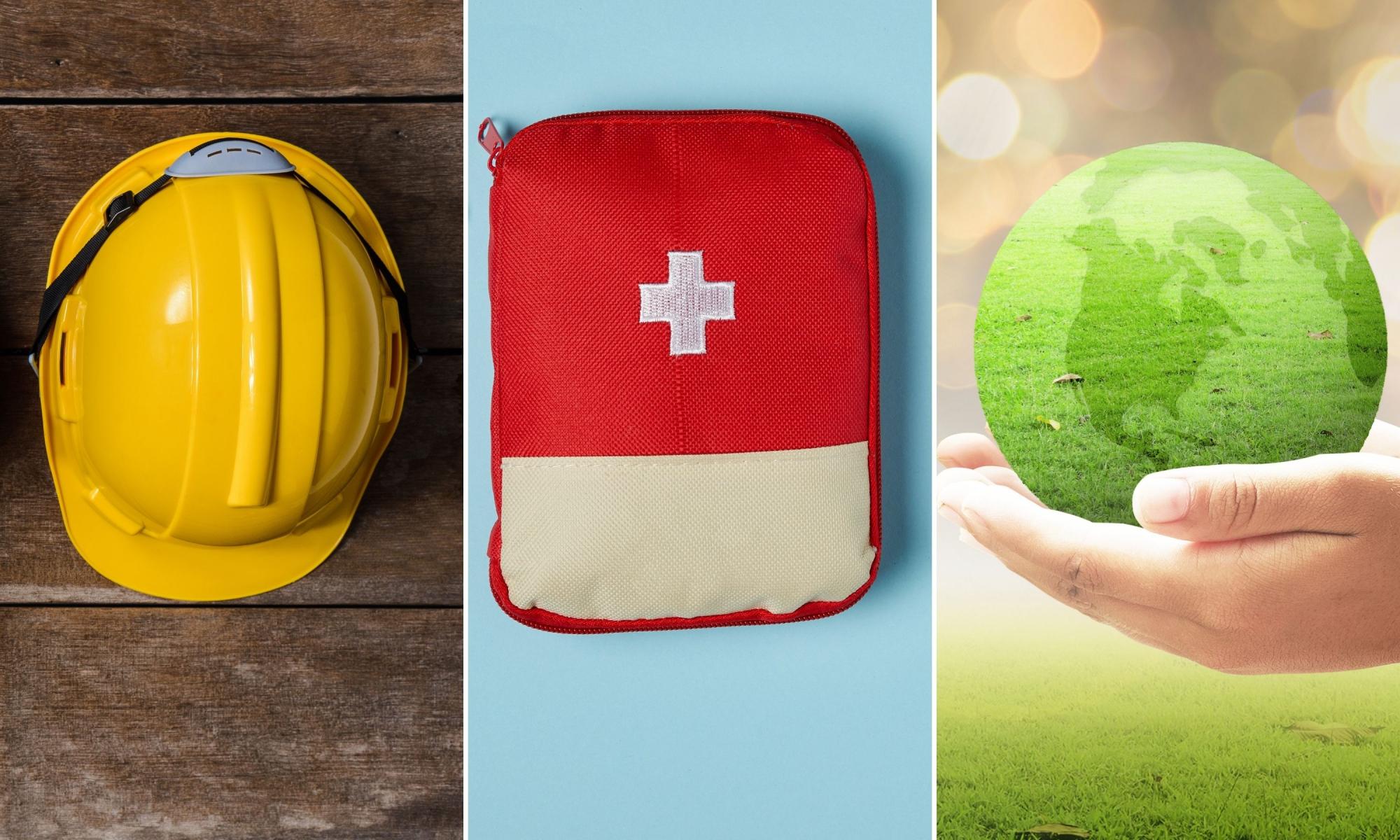 VGM - veilig, gezond en milieubewust
