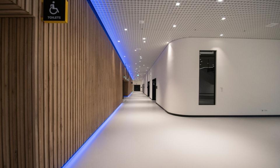 Harryvan Interieurbouw | verlichting - Ahoy Rotterdam © Anja Tuinder - fotostudio Eye 4 You